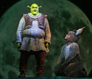 Contratar Shrek, El Musical (011-4740-4843) O Al (011-2055-4218) Contrataciones Christian Manzanelli